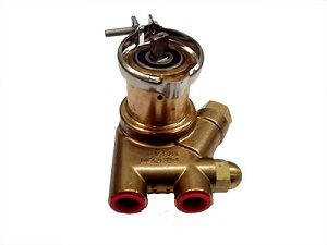 brass with clamp procon pump